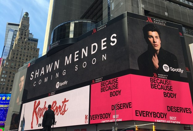 Shawn Mendes Coming Soon